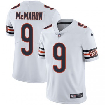 Youth Jim McMahon Chicago Bears Limited White Jersey