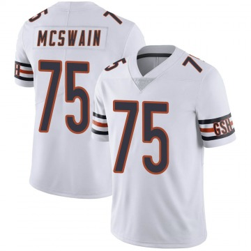 Youth Trevon McSwain Chicago Bears Limited White Vapor Untouchable Jersey